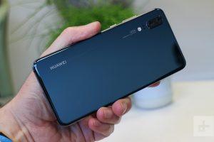 How to unlock Huawei P20