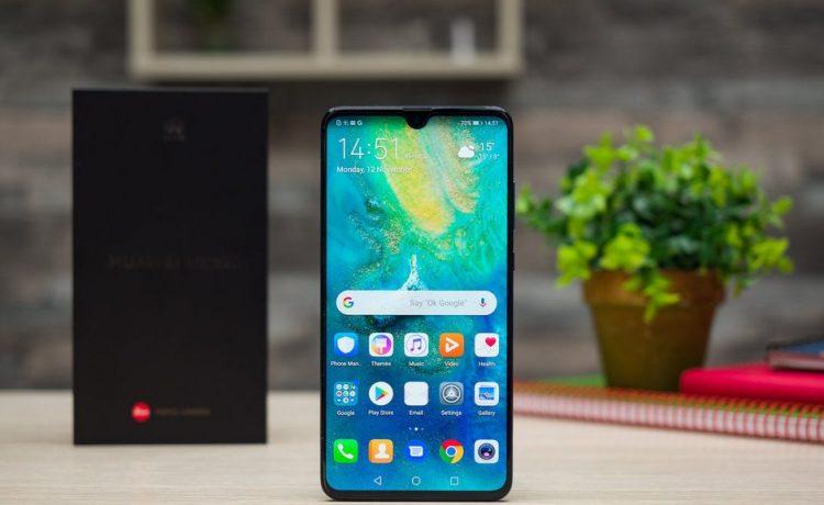 Unlock Huawei Mate 20