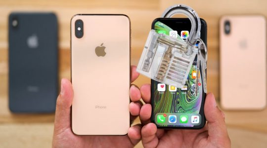 Unlock iPhone XS