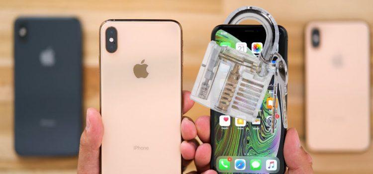 Unlock iPhone XS