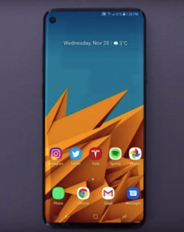 IMEI Samsung Galaxy S10