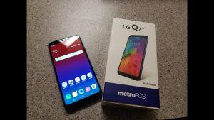Unlock LG Q7 Plus