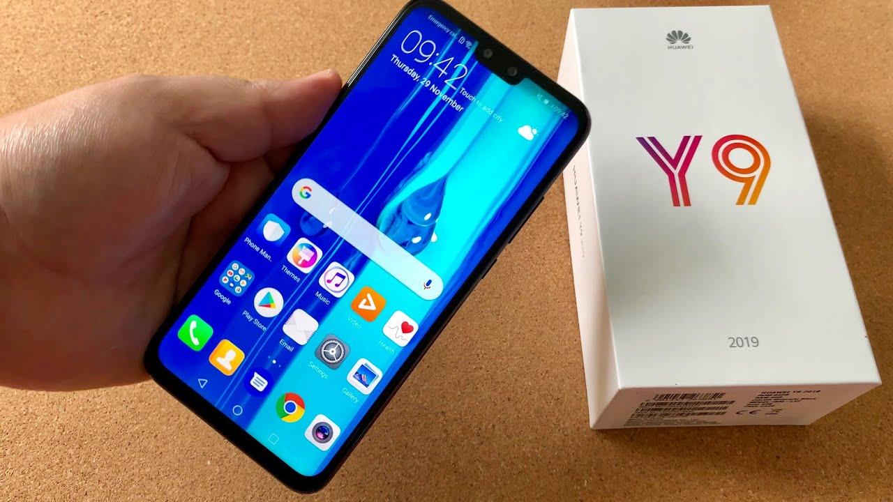 How to Unlock Huawei Y9 2019 - Unlock Code - Fast & Safe