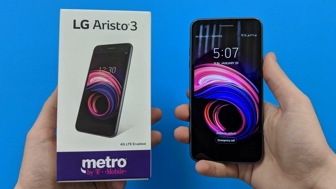 How to Unlock LG Aristo 3 - Unlock Code - Fast & Safe