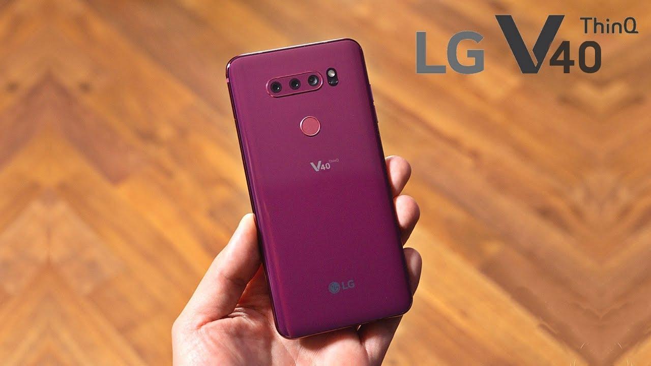 How to Unlock LG V40 ThinQ - Unlock Code - Fast & Safe