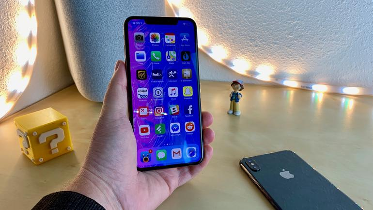 Unlock iPhone XS Max